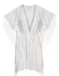 Gooshwa London Waistcoat White