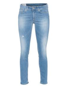 Dondup Pantalone Monroe Light Blue