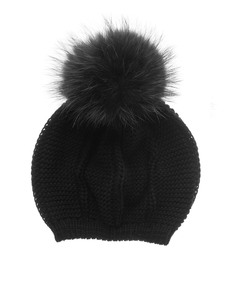 Headless Paris Fur Black