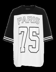 FAME ON YOU Paris 75 Black White