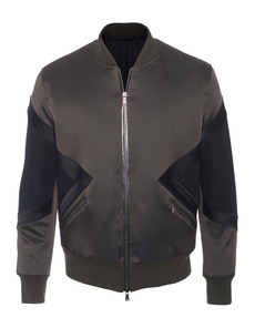 NEIL BARRETT Bomber Green