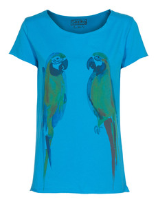 G.KERO Peroquets Turquoise