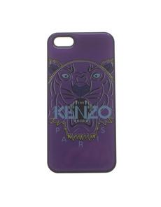 KENZO Large Tiger Head Logo Purple