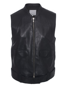 3.1 Phillip Lim Sophisticated Leather Black