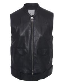 3.1 Phillip Lim Sophisticated Leather Black