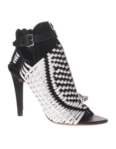 PROENZA SCHOULER Vern Black And White
