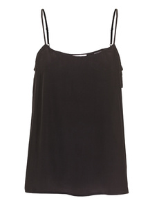 EQUIPMENT Cara Cami Black