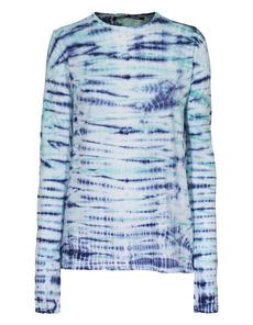 PROENZA SCHOULER Fading Stripes Mint & Blue