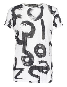 PROENZA SCHOULER Printed Tissue White