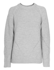PROENZA SCHOULER Merino Stitch Light  Grey