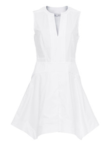 PROENZA SCHOULER Poplin Clean Optic White