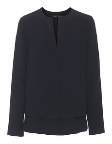 PROENZA SCHOULER Luxurious Crepe Black