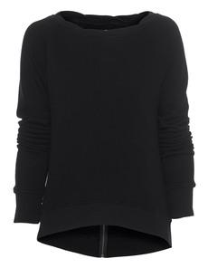 Pam&Gela Annie Fleece Zipper Black