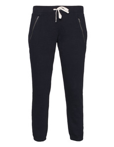 Pam&Gela Zip Crop Pant Black