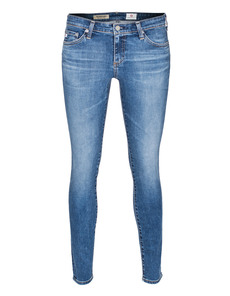 AG ADRIANO GOLDSCHMIED  The Legging Ankle Super Skinny VTN Blue