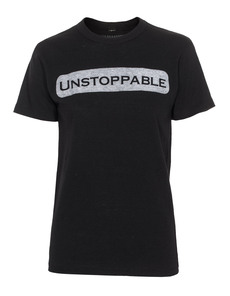UNSTOPPABLE NYC Base Print Black