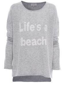 Rosa von Schmaus Life's a Beach Heather Grey