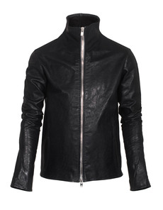 A DICIANNOVEVENTITRE / AUGUSTA High Leather Black