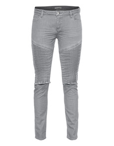 EACH OTHER Pleat Hole Grey