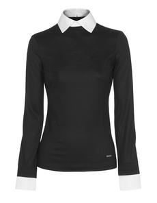 DSQUARED2 Classy Collar Black White