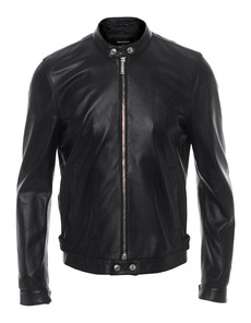 DSQUARED2 Clean Biker Black