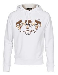 DSQUARED2 Three Monkeys White
