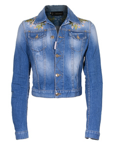 DSQUARED2 Cool Girl Jack Flower Blue