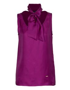 DSQUARED2 Elegant Silk Violet