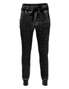 SPLENDID Enfield Active Burnout Pant Black