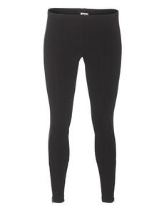 SPLENDID Clean Leg Zip Black