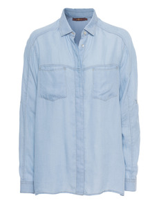 SEVEN FOR ALL MANKIND Western Blue