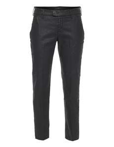 SEVEN FOR ALL MANKIND Tapered Coated Black