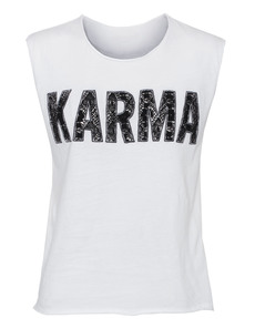 ZADIG&VOLTAIRE Karma Gipsy Lace White