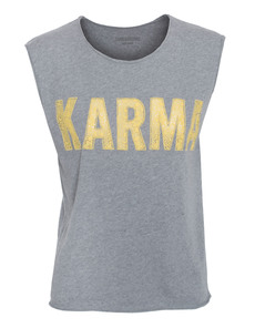 ZADIG&VOLTAIRE Karma Gipsy Lace Gris Chine