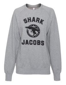 TRÈS CLICK Shark Jacobs Heather