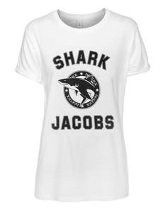 TRÈS CLICK Shark Jacobs White