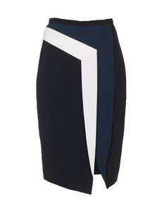 PETER PILOTTO Contrast Mila Black