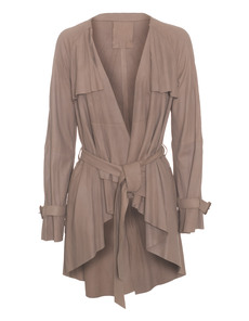 RAW+ Open Trench Bark Taupe