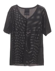 RAW+ Perforated Short Black