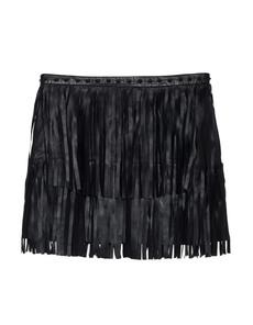 LES ÉCLAIRES Leather Sexy Killa Black