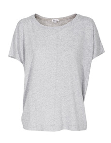 SPLENDID Light Jersey Seam Heather Grey
