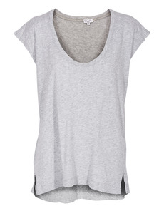 SPLENDID Casual Slit Heather Grey