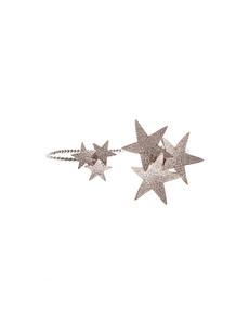 Priyanka Star Twist Silver