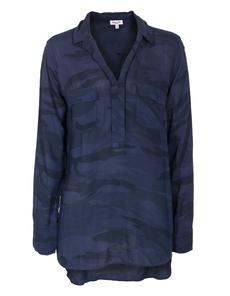 SPLENDID Shirting Camou Cadet Blue