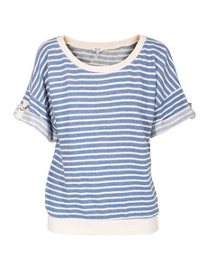 SPLENDID Chambray Stripe Blue
