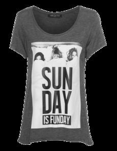 FAME ON YOU Sunday is Funday Grey