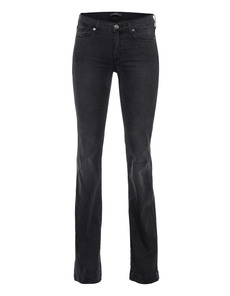 SEVEN FOR ALL MANKIND Charlize Feather Weights Black