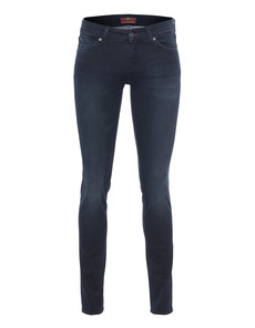 SEVEN FOR ALL MANKIND High-Waist Skinny Jeans
