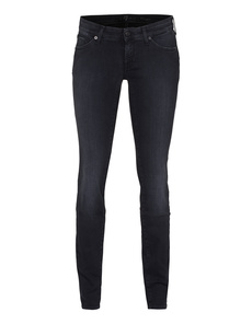 SEVEN FOR ALL MANKIND Olyvia The Low Skinny Midnight Blue