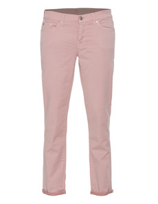 SEVEN FOR ALL MANKIND Josefina Aged Tint Drill Dusty Pink